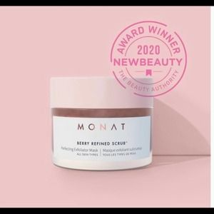 Berry Refined Scrub by Monat